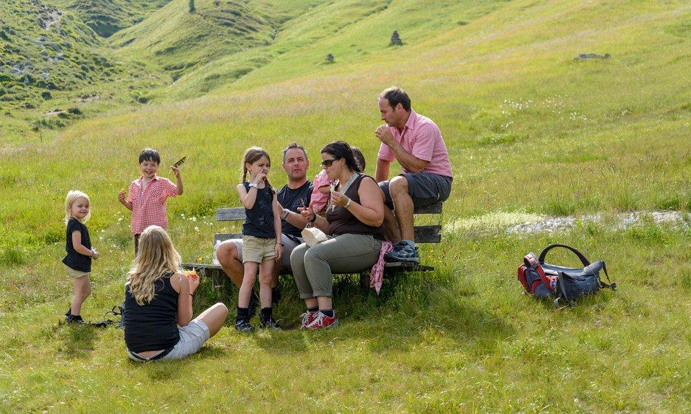 Vacanze avventura per famiglie – L'Alto Adige offre un ricco programma per il tempo libero